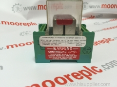 WOODWARD 9905-970 6-Ch Analog In 100 Ohm RTD