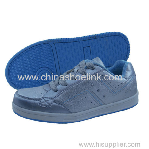 Best lady skateboard shoes sneakers active sport shoes supplier