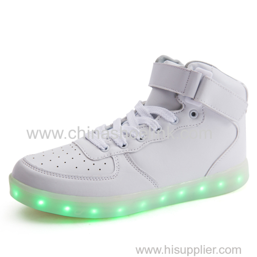 USB Shoes China full white school shoes netball shoes factory