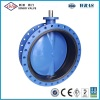 U Type Flanged Butterfly Valve