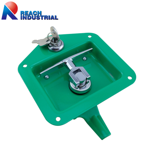Recessed T Handle Truck Toolbox Lock