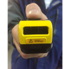 Barcode scanner ring scanner for data collection and communication