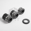 John Crane Type 2100 Rubber Bellow Mechanical Seal. FLOWSERVE 140 Seal. AES B05U MECHANICAL SEALS