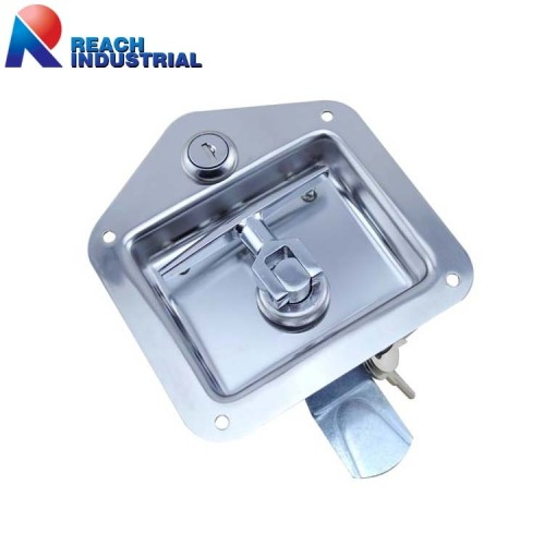 Recessed T Handle Truck Tool Box Lock