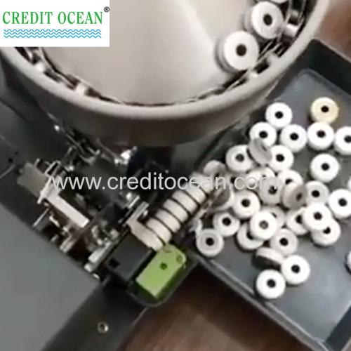CREDIT OCEAN automatic small bobbin winder thread winding machine