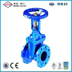 BS5163/BS5150 Ductile Iron Gate Valve (Rising Stem)