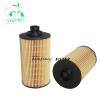 Automobile oil filter prices 13055724 13010970 Deutz oil filter element for trucks with WEICHAI WP6 engine