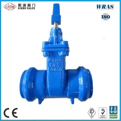 Ductile Iron Socket Gate Valve
