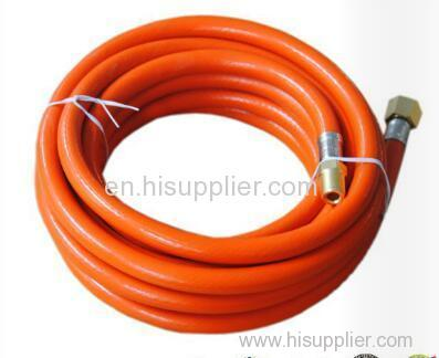 China Manufacture PVC LPG Gas Hose Pipe With High Quality