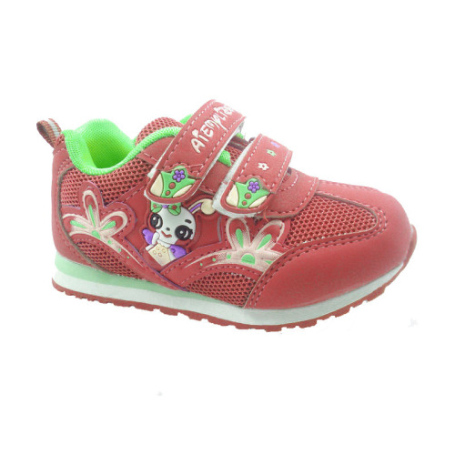 Child neo jogger sports shoes sneakers supplier