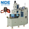 NIDE CE certificated automatic stator coil winding machine for motor winding