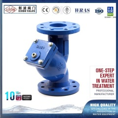 Pn16 Cast Iron Y Strianer Valve