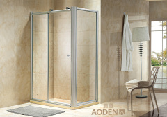 Popular Aluminium Alloy Framed Glass Shower Cabin
