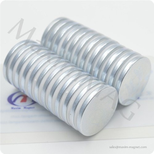 High quality Neodymium disc magnets