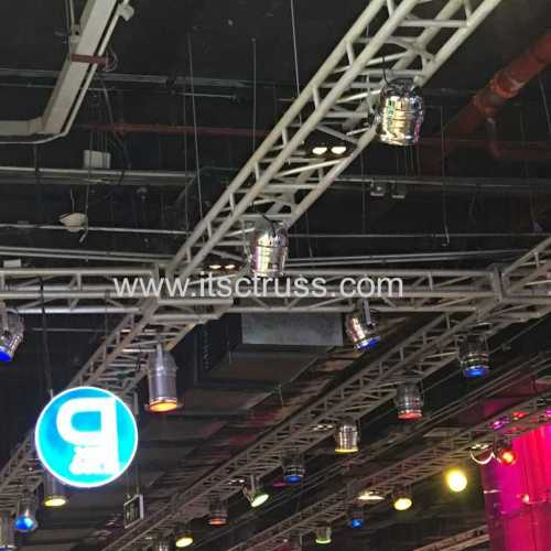 Underground Store Floating Aluminum Lighting Trussing Structure