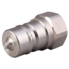 Stainless Steel 316 NPT1/2 Hydraulic Quick Connect Coupling Quick Disconnects