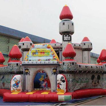 Inflatable Park - small investment but high return
