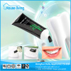 FDA CE private label natural glister dental activated charcoal toothpaste whitening teeth for free sample