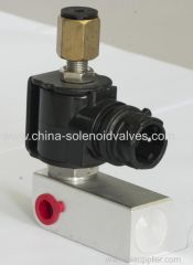 automobile valve for compressure air