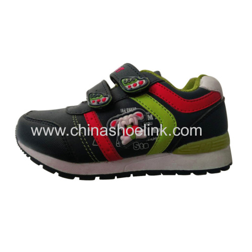 Baby trail walking shoes sneakers supplier