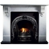 aluminum honeycomb composite DIY marble fireplace mantel fireplaces