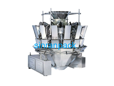 Stand pouch packing machine