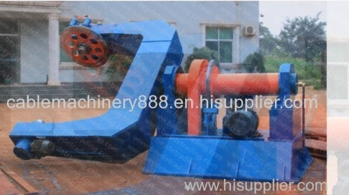 JPD 2500/3150 High speed Drum Twister Type Laying up Machine for Cable Manufacturing Industry