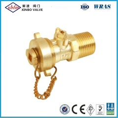 Brass Draining Ball Valve