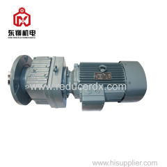 RF type Surface Hardened Helical Gear Motor/gearbox/gear Reducer