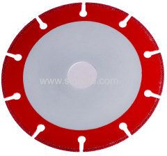 Diamond Saw Blade for Cutting Steel