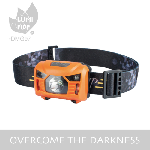 high power multi-function led waterproof headlamp