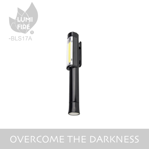 outdoor maintenance working lights with magnet COB pen flashlight