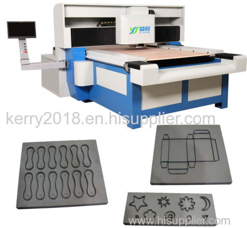 Automatic Die Cutting Machine Manufacturer_high power laser die board cutting machine