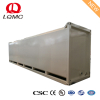 20ft 30000L Double walled self bunded fuel tanks with high flow pump
