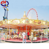 Double Deck Luxury Carousel