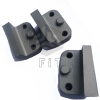 tungsten carbide customized machinery irregular part