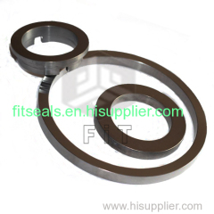 mechanical seal tungsten carbide sealing ring