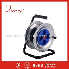 Metal cable reel German Type