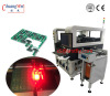 FPC Separator Laser PCB Depaneling Machine 2500mm/S Laser Scanning Speed