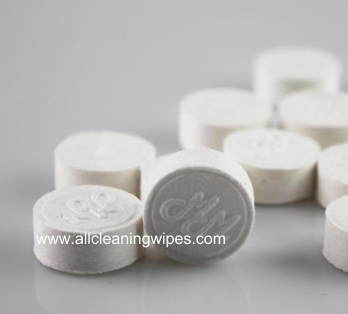 China wholesale compressed tablet napkin