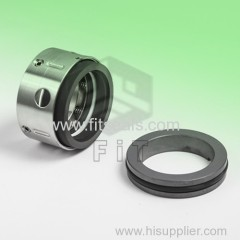 Multiple Spring O-ring Mechanical Seals. JOHN CRANE 8-1 MECHANICAL SEAL