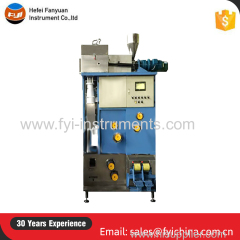 Lab Scale Carbon-Polymer Fiber Melt Spinning Machine