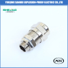 Non-armored stainless steel industrial cable glands made in China IP68