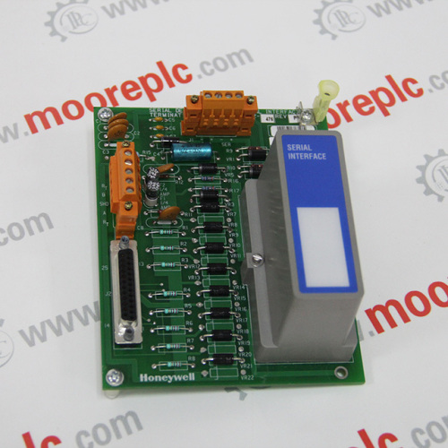 Honeywell CC-PAIM01 Low-Level Analog Mux Module PMIO 64pt
