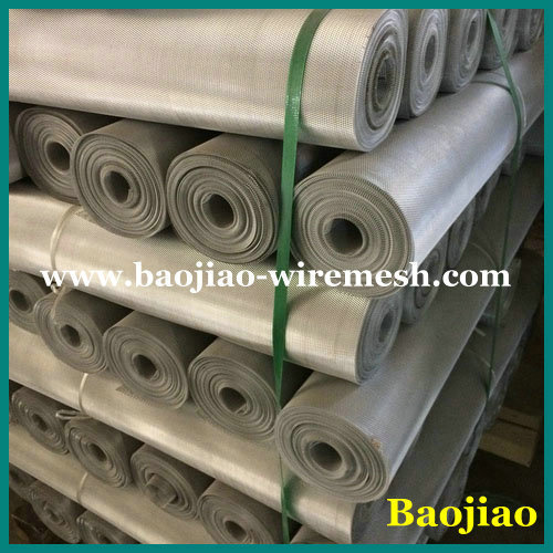 Aluminum Expanded Window Screen