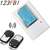 rolling code auto door opener remote control detector scanner decoding device + A315 self clone remote control key