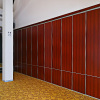Commercial Furniture Aluminium Office Partition Conference Room Acoustic Movable Wall