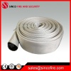 Rubber lining fire hose
