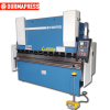 Simple CNC hydraulic plate sheet bending machine price