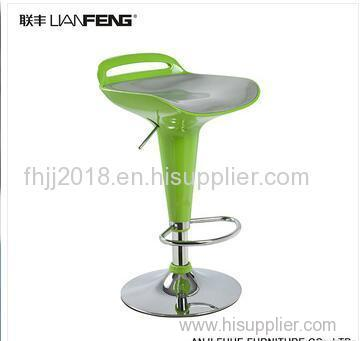 2018 lianfeng bar chair bar stool with footrest